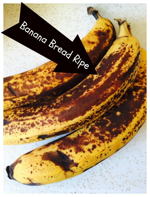 banana bread ripe